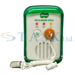 Carelink Recordable Dual Fall Alarm/www.taskltd.com