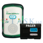 Carelink Quiet Fall Alarm to Pager/www.taskltd.com