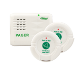 Carelink Caregiver Pager Two Call Button