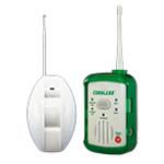 Carelink Motion Sensor to CordLess Fall Alarm